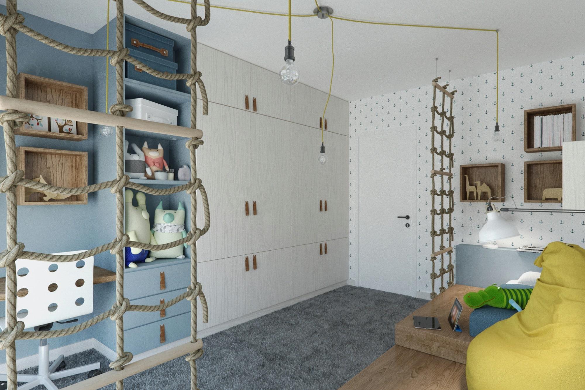 Детска стая Флора Гардън