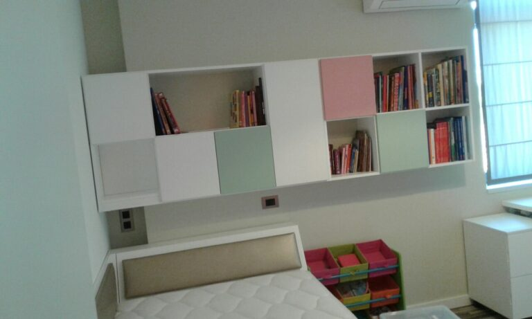 Детска стая Изток 2_етажерка