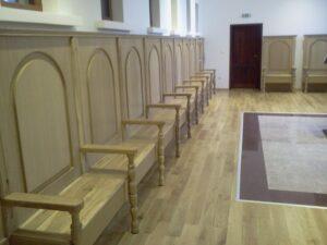 обзавеждане за църкви и манастири_столове