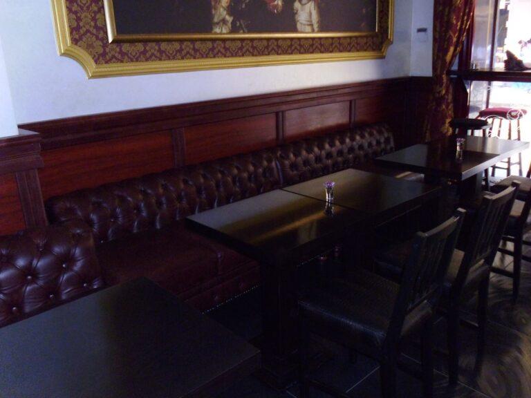 Мебели за клуб-бар 5