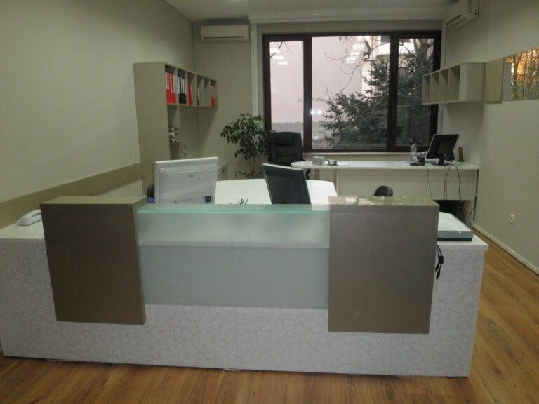 Мебели за нотариална кантора 2