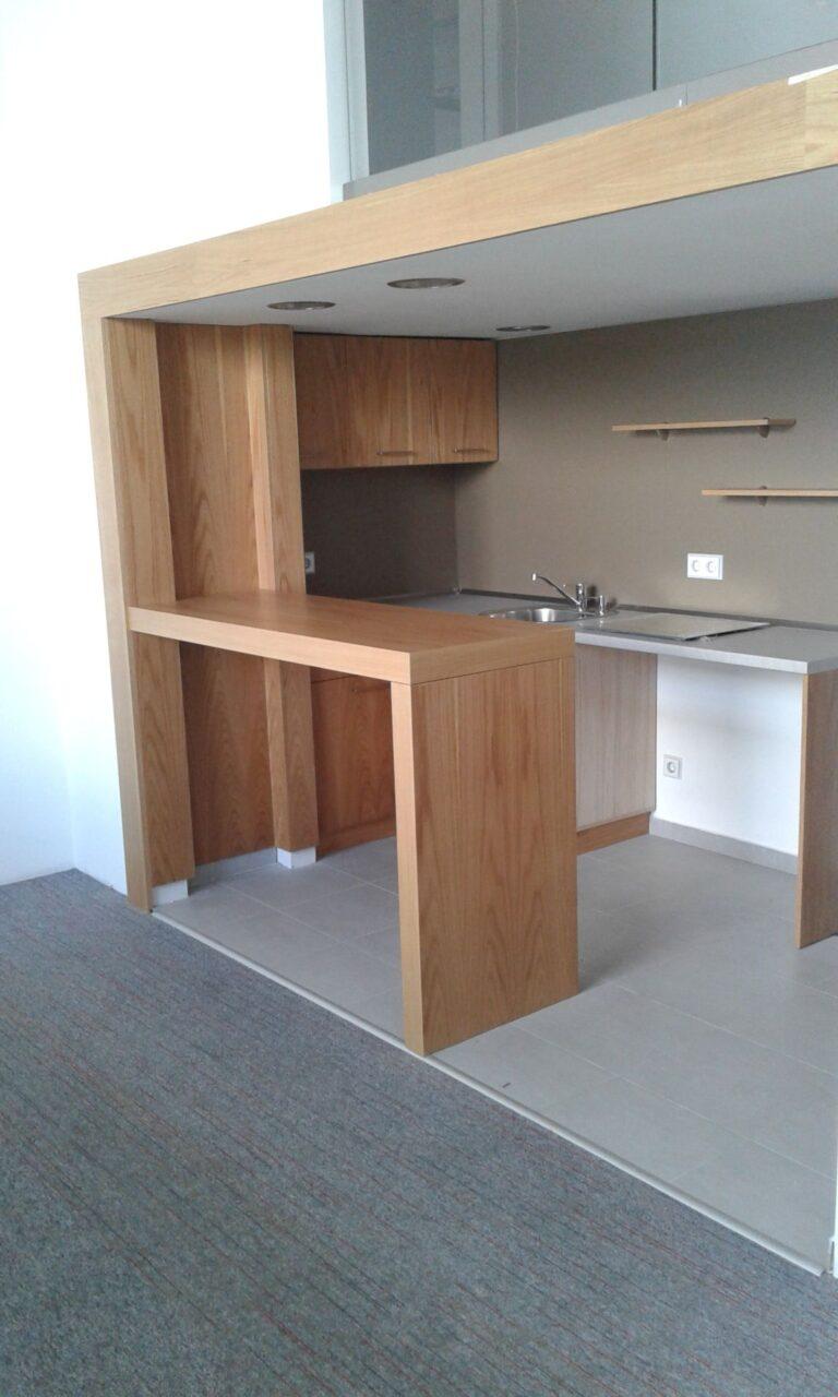Офис двуетажен с кухня 3