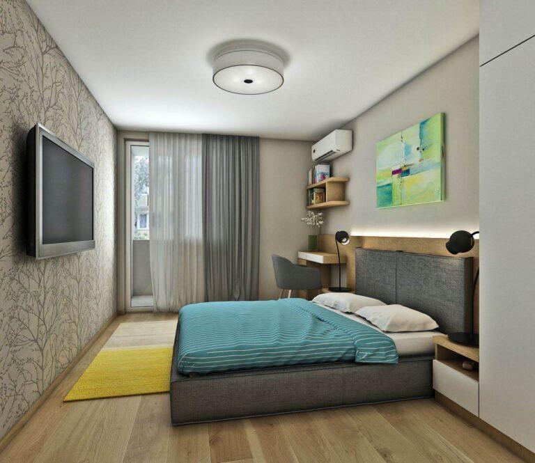 Спалня Гергана 3