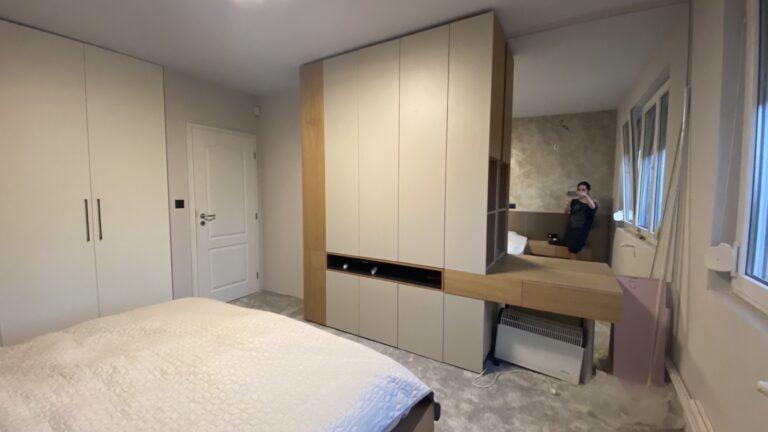 Спалня Мира