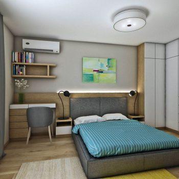 Спалня Гергана