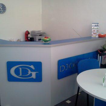 мебели за бизнеса от Ювелир - офис Джоди