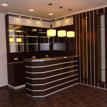 мебели за бизнеса - бар Лили