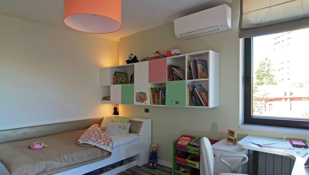 Детска стая Изток 2_легло